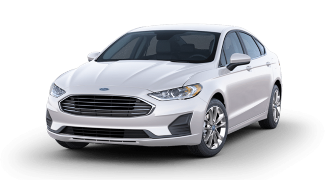 New 2020 Ford Fusion Hybrid SE Sedan FL1438 Waterford MI